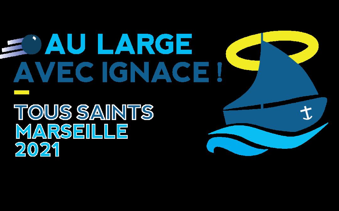 « Au large, avec Ignace ! » à la Toussaint 2021, le grand Rassemblement de la famille ignatienne