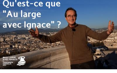 """Qu'est-ce que """"Au large avec Ignace"""" ?"""
