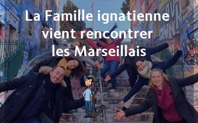 La Famille ignatienne vient rencontrer les Marseillais