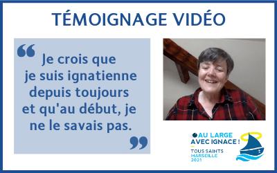 En vidéo :  témoignage de Sr Mireille Istin, Auxiliaire du Sacerdoce