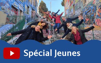 Spécial Jeunes : l'équipe d'animation vous invite à Marseille !