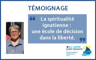 """""""L'homme peut expérimenter Dieu de façon immédiate"""" : témoignage de sœur Michèle Jeunet"""