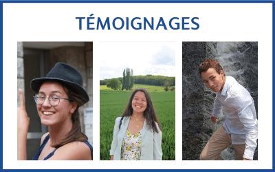Spiritualité ignatienne : le regard de trois jeunes du MEJ